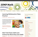 JUMP Math Teacher Support Site